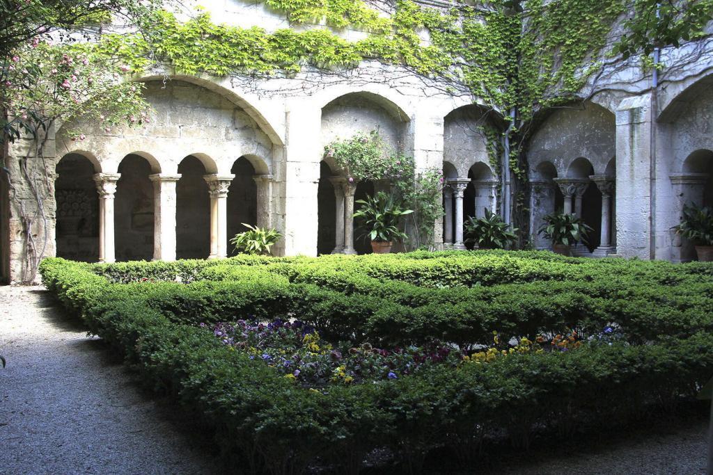 Cloister Saint Paul de Mausole St Remy de Provence