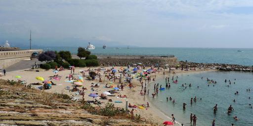 Destination Antibes French Riviera Beach