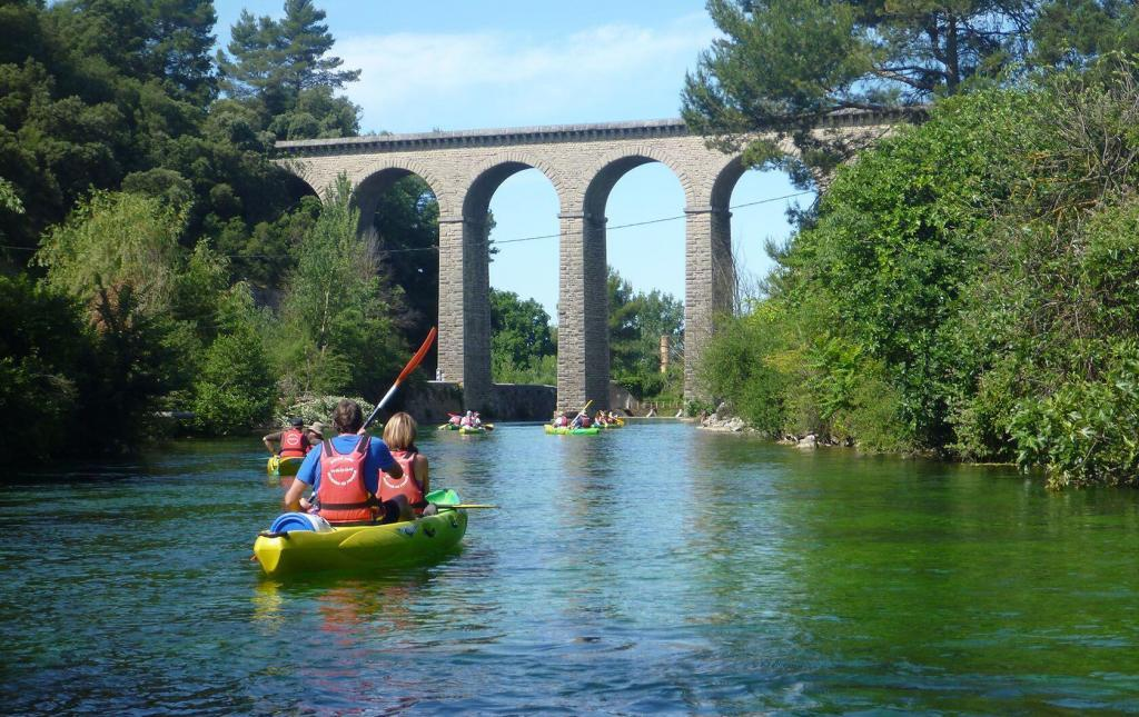Family-Friendly Kayak le Sorgue