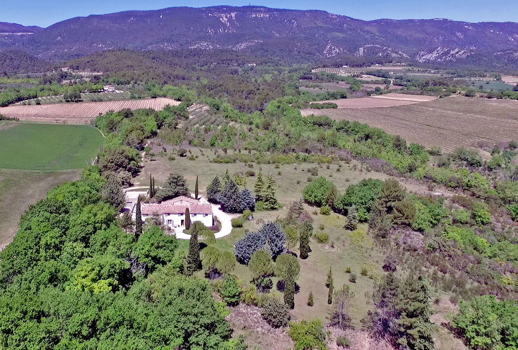 Luberon Villa Accommodation