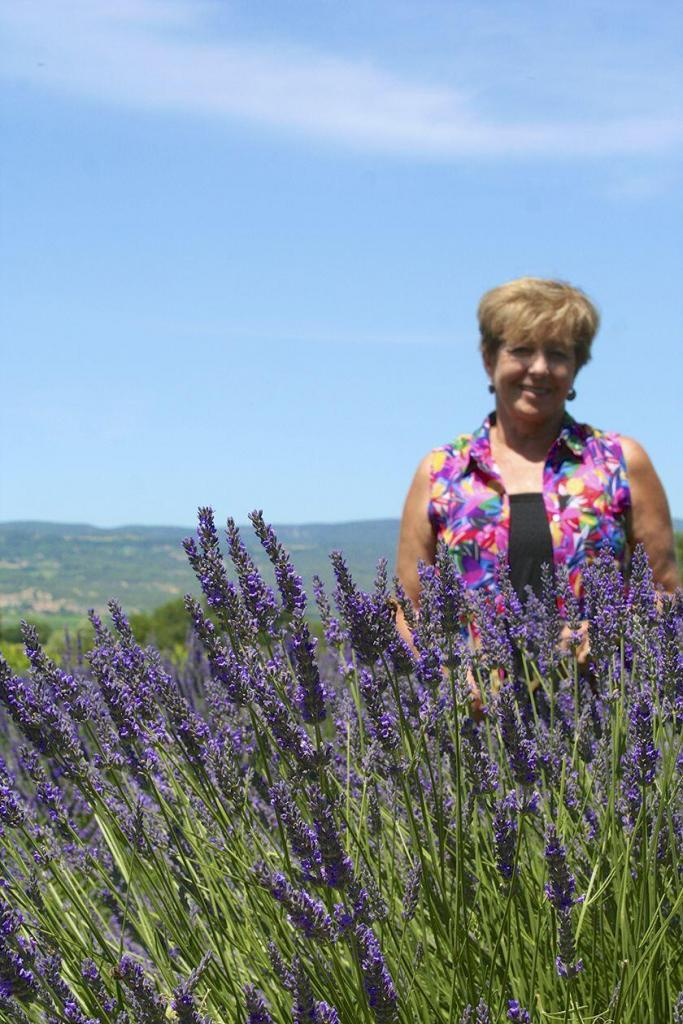 Author Patricia Sands Lavender