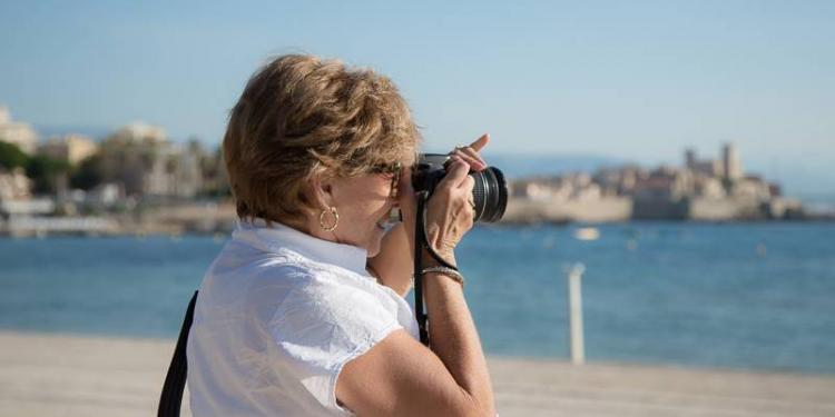 Author Patricia Sands Photographer
