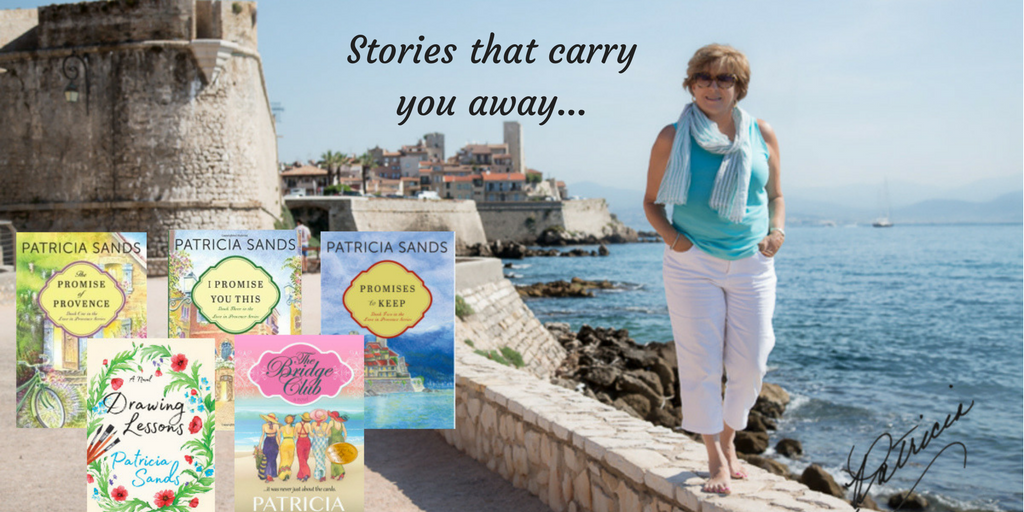 Author Patricia Sands Stories