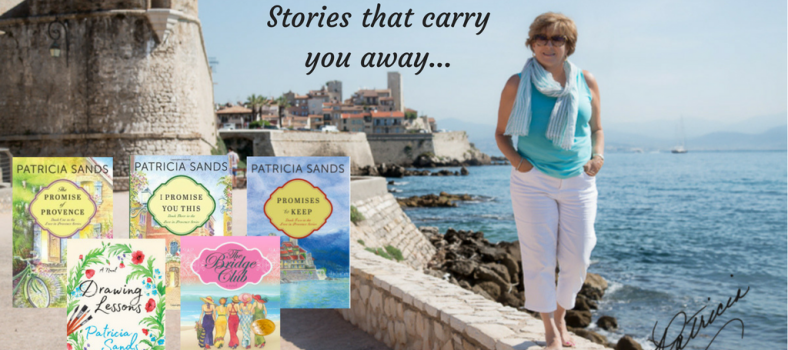 Author Patricia Sands Stories