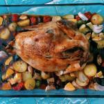 Roast Chicken Provencal Poulet au Citron