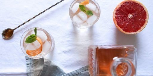 Rosé Royale Cocktail