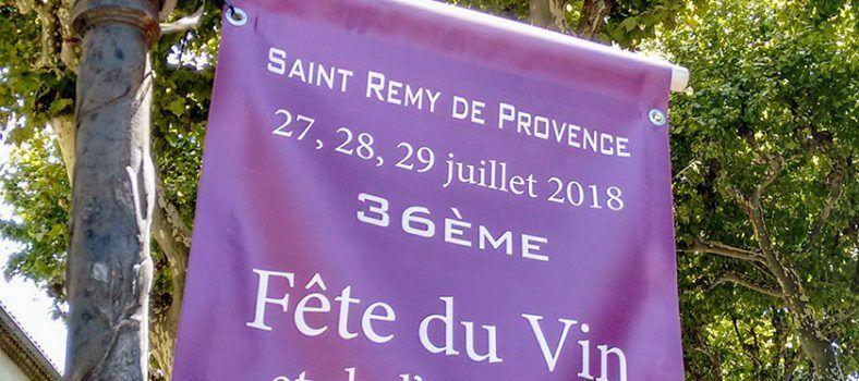 Saint Rémy de Provence Fête du Vin