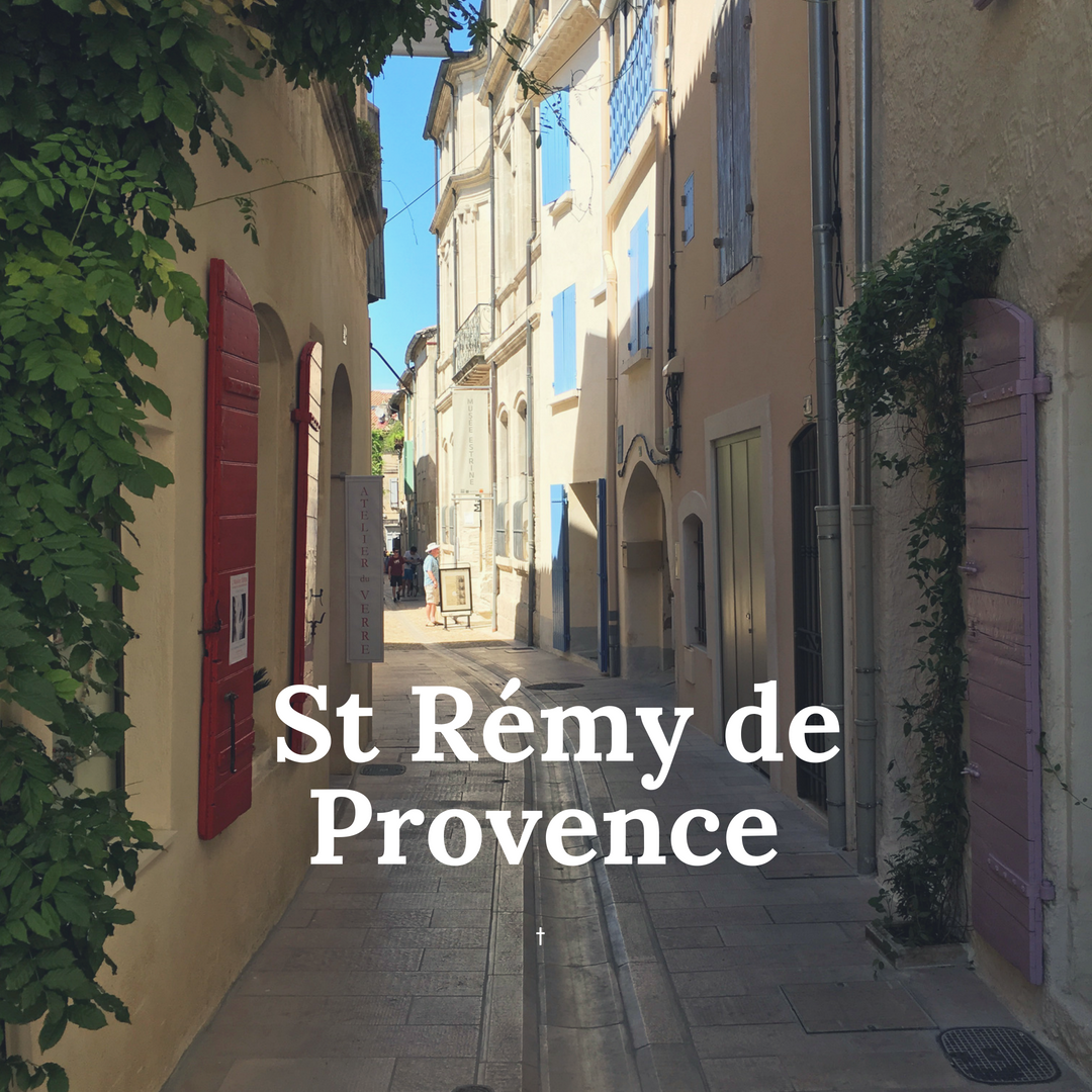 Fun Things St Rémy de Provence