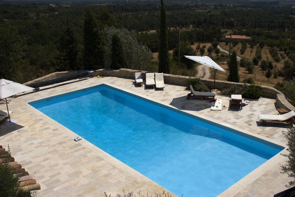 Provence Holiday Home Owner Les Vallons Pool