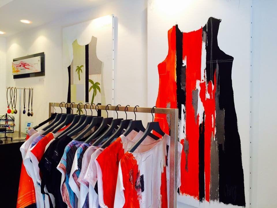 Antibes Dress Shopping Art Choisy La Galerie