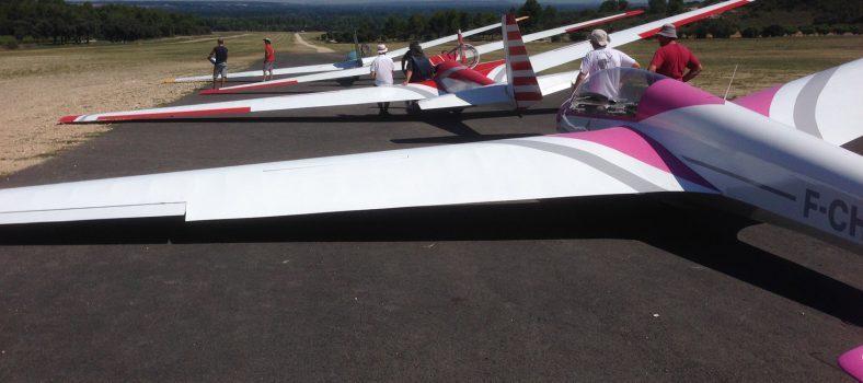 Gliding Aéroclub des Alpilles