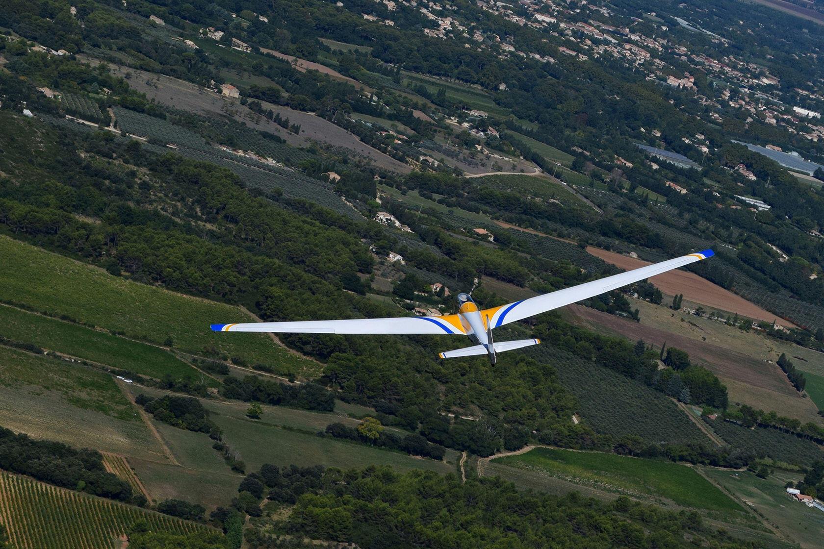 Gliding Aéroclub des Alpilles @Alex Martinez
