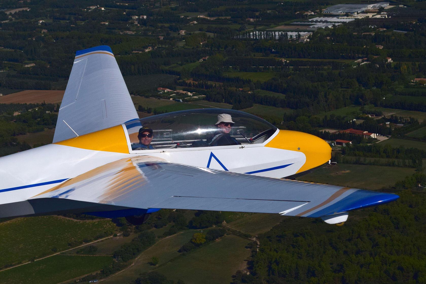Gliding Aéroclub des Alpilles Alex Martinez