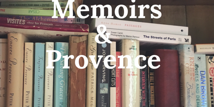 Provence Inspired Memoirs