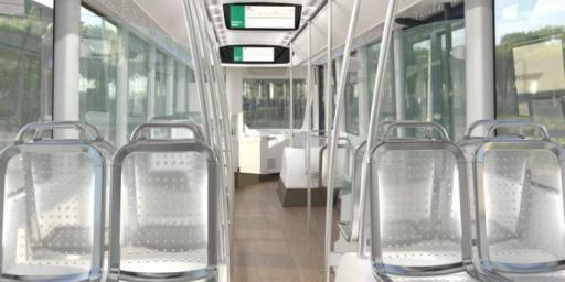 Public Transit Aixpress Bus