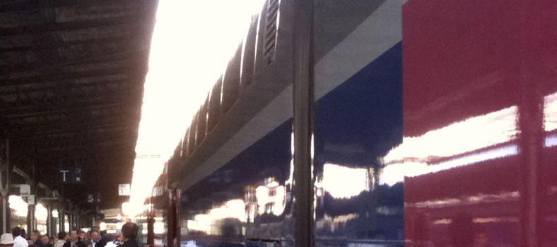 TGV Avignon