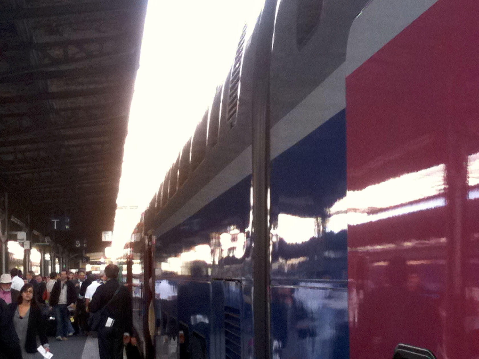 Train Travel Tgv Avignon To Nice On The Fast One Perfectly Provence