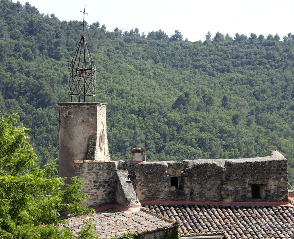 Ansouis Village Luberon Church