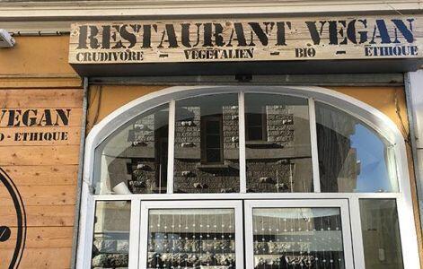 Vegan Gorilla Restaurant Nice