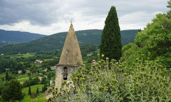 Crestet Vaucluse Village