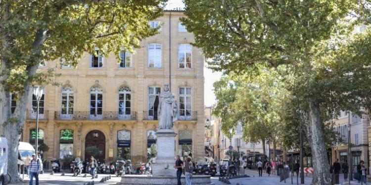 City Visit Aix-en-Provence