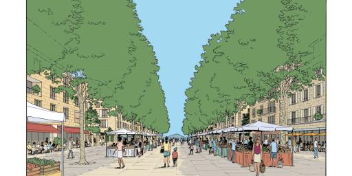 Aix-en-Provence La Constance Proposal