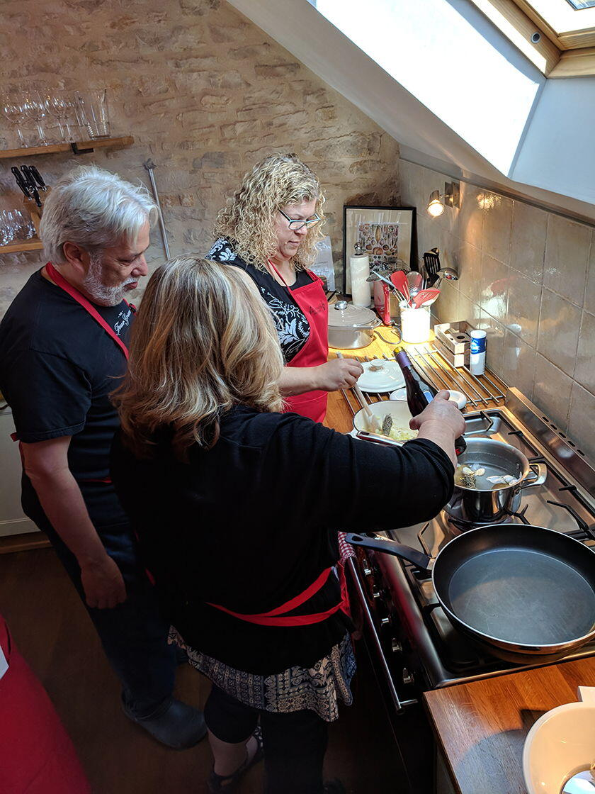 Culinary Adventure Provence Cooking Classes Pistou Pastis