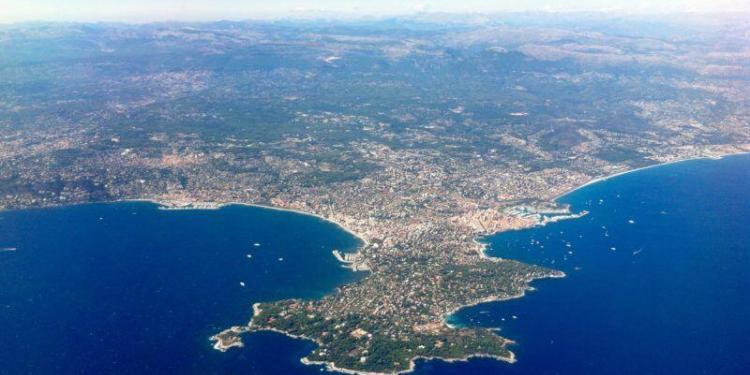 French Riviera Summertime