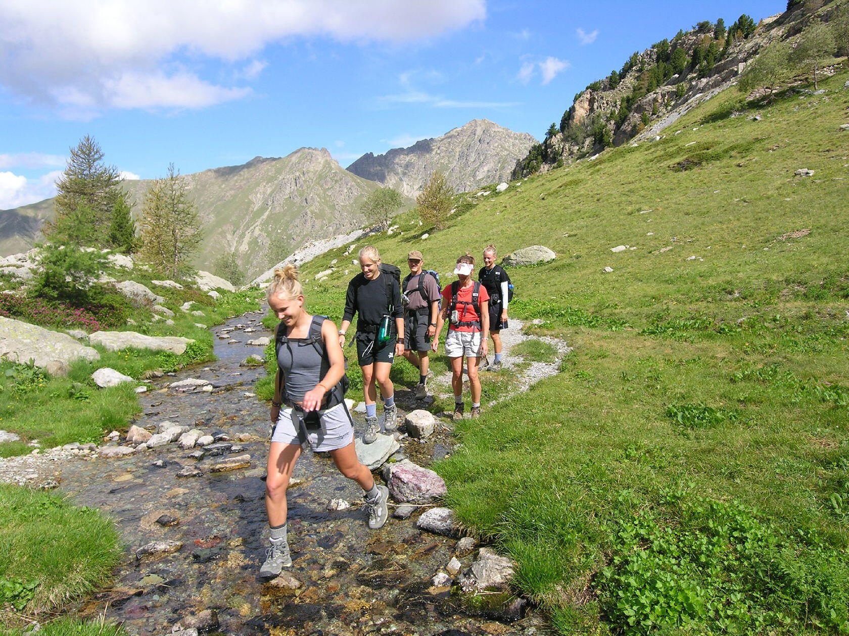 Grande Traversée du Mercantour spacebetween_walkingholidays_Mercantour