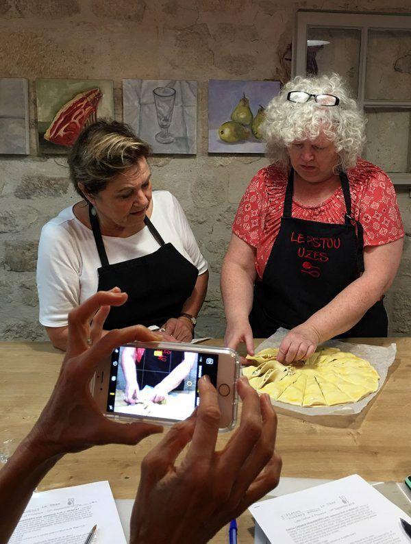Le Pistou Cookery School Uzès