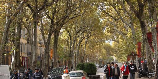 Living Aix-en-Provence Cours Mirabeau