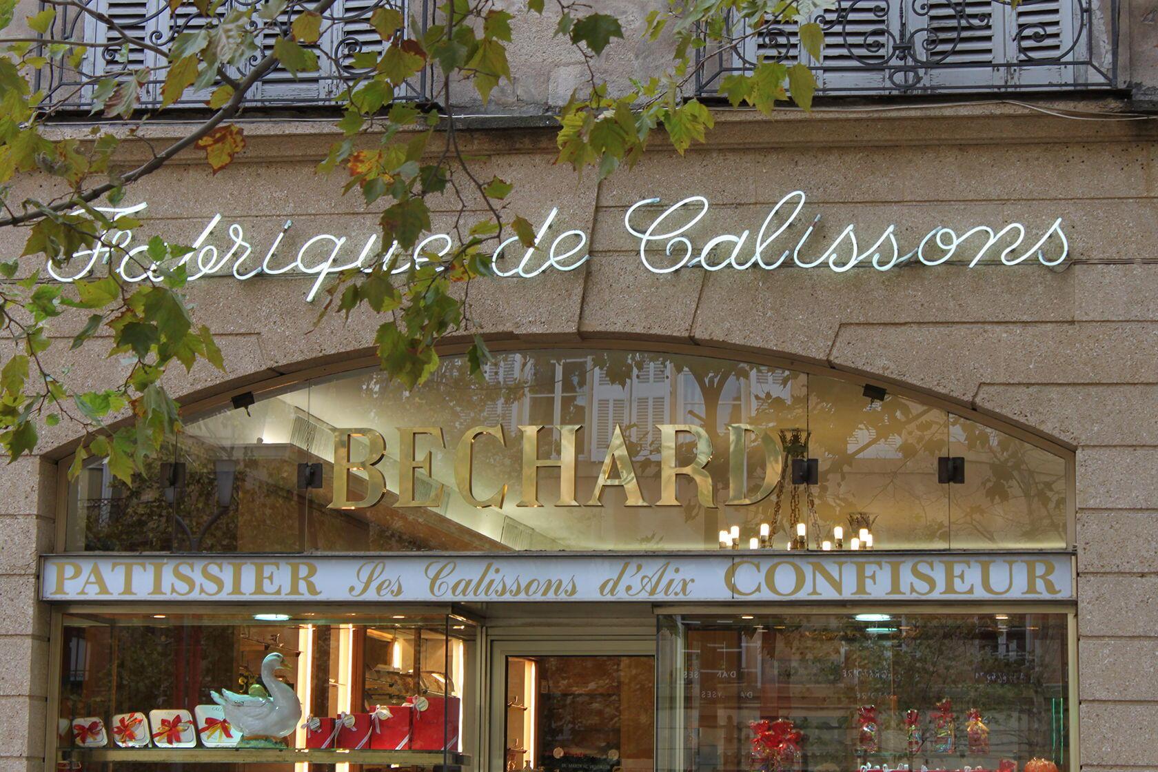 Living Aix-en-Provence Patisserie Bechard