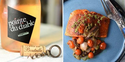 Côtes de Provence Wine Pairing