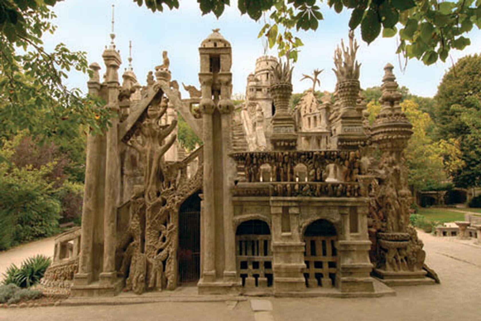 Palais Idéal du FacteurCheval e_georges 2342