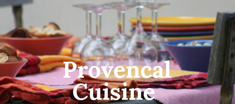 Provencal Cuisine Books Food Lovers Cookbooks