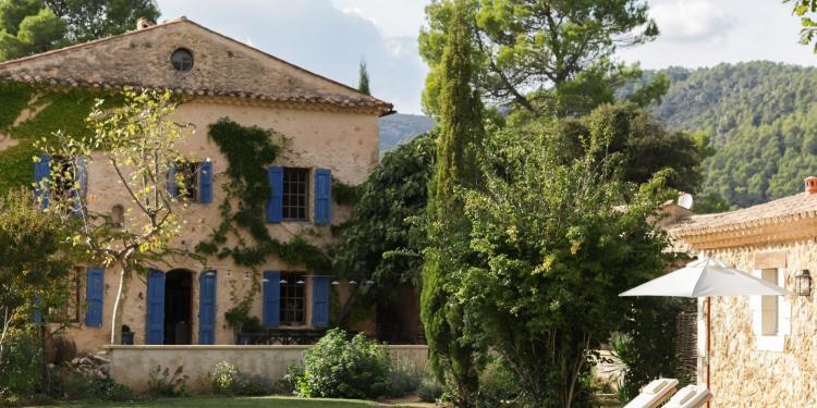 Domaine Saint Joseph Renovated Provencal Farmhouse Cotignac