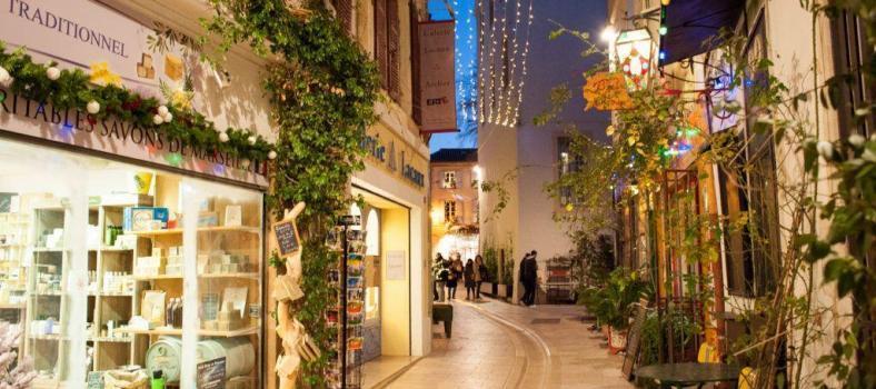 December Markets Festivals Provence