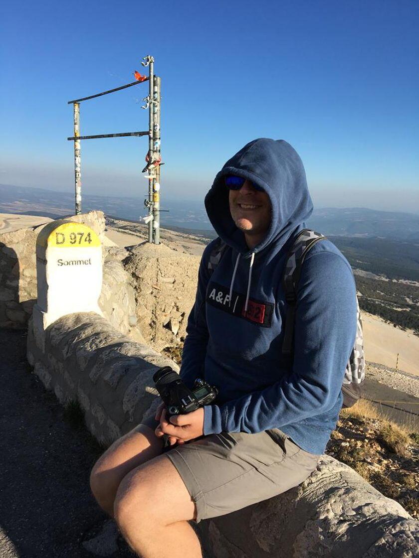 Englishman Provence Expat Living Mont Ventoux