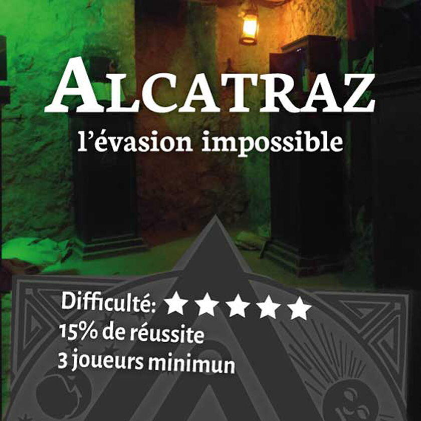 ExitGame Escapes Alcatraz