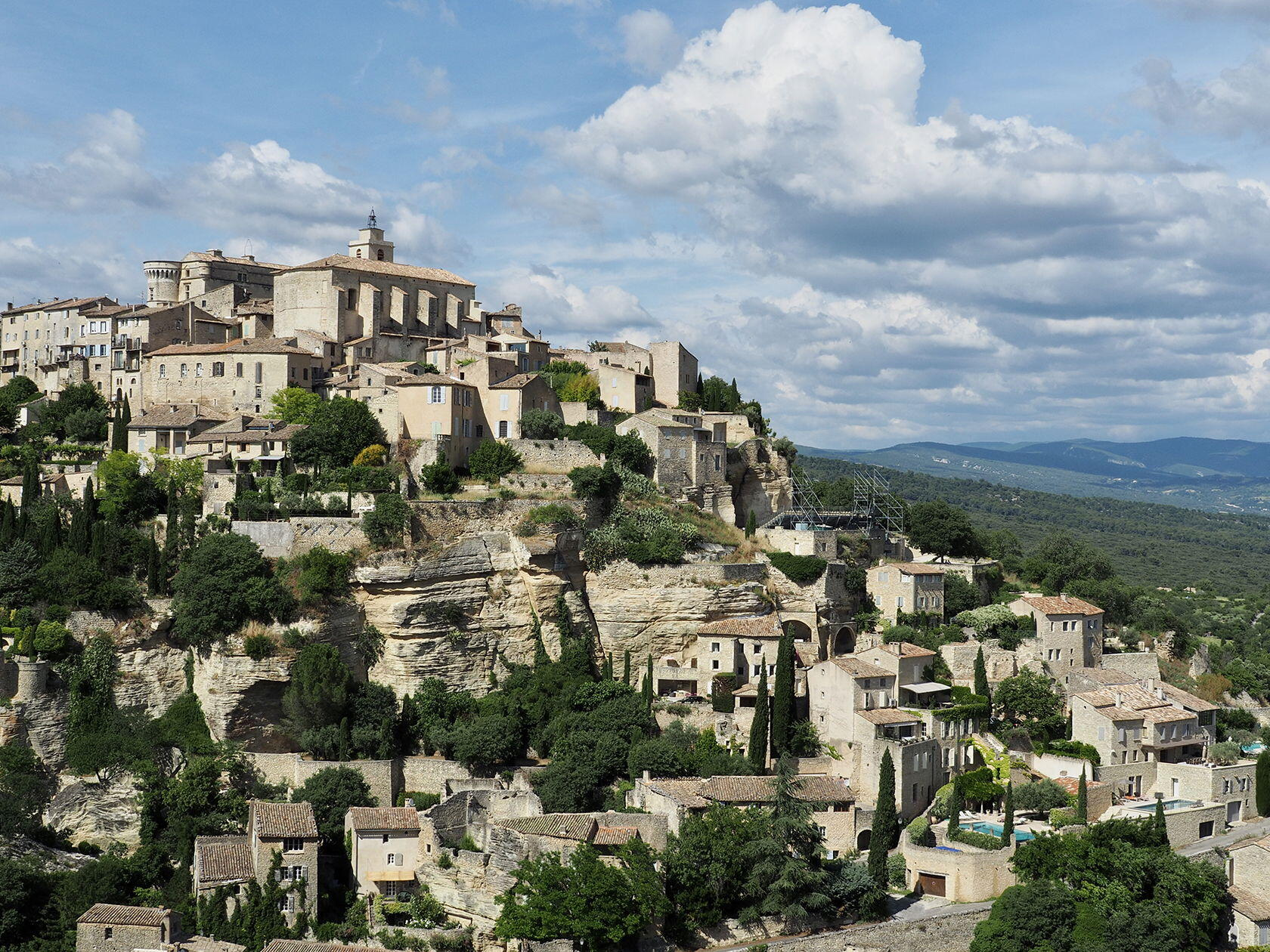 Gordes Luberon Villages Three Places Provence Visit
