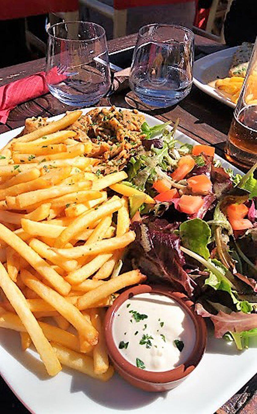 Great fries La Tarente