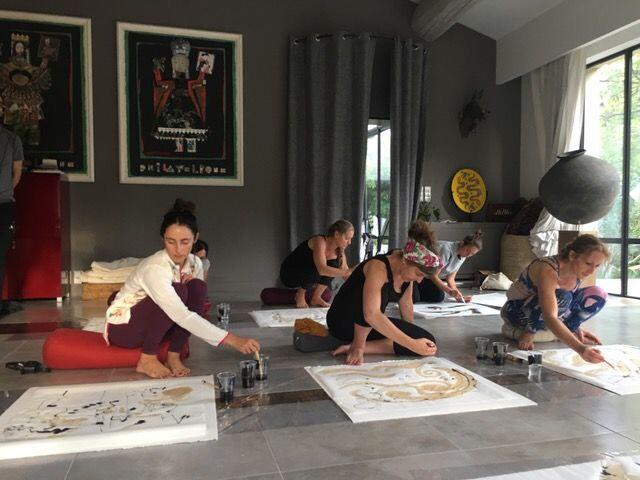 Yoga Provence La Belle Vie
