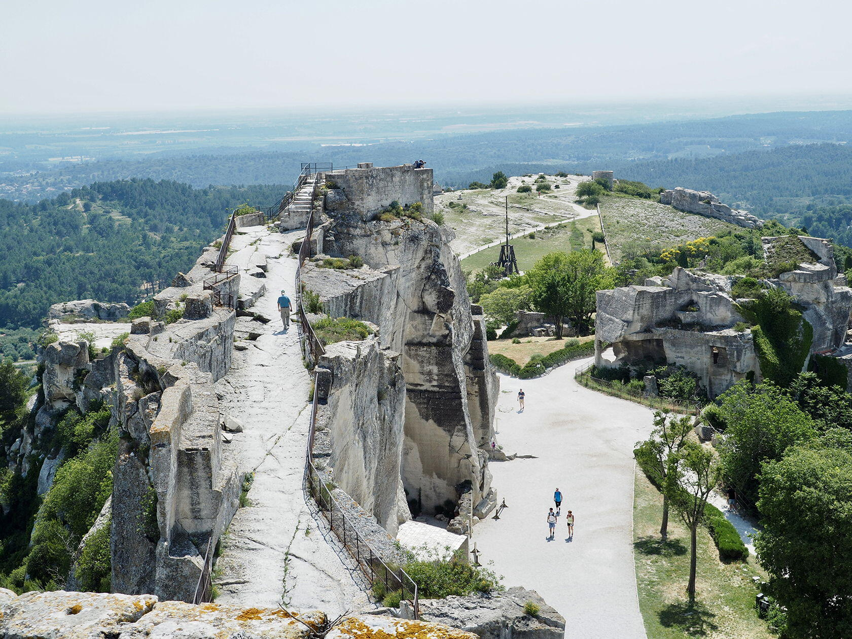 Les Baux de Provence Three Places Provence Visit