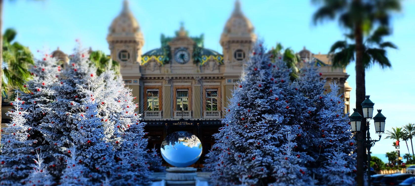 Monaco Winter Photo AdobeStock_128284943