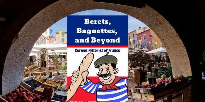 France Book Berets Baguettes