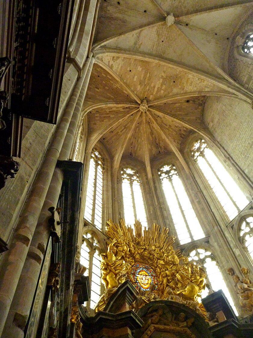 Basilica St Maximin-la-Ste-Baume