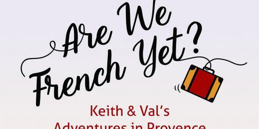 Book Keith Van Sickle Book Are We French Yet