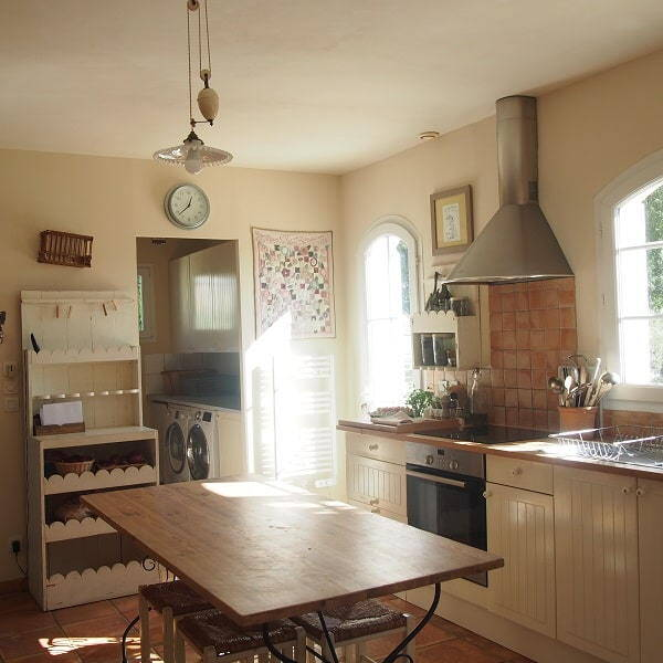 Kitchen Southern Luberon House Sale