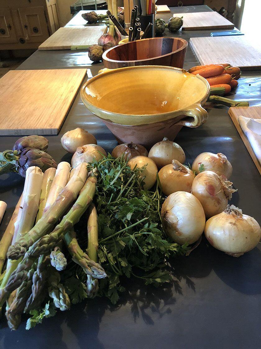 Provence Goût et Voyage Cooking Classes