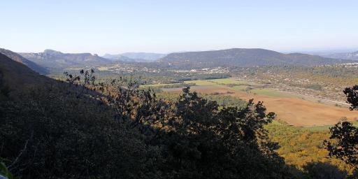 Sainte Baume Grotto Views